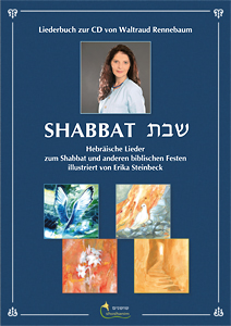 cover of the songbook Shabbat